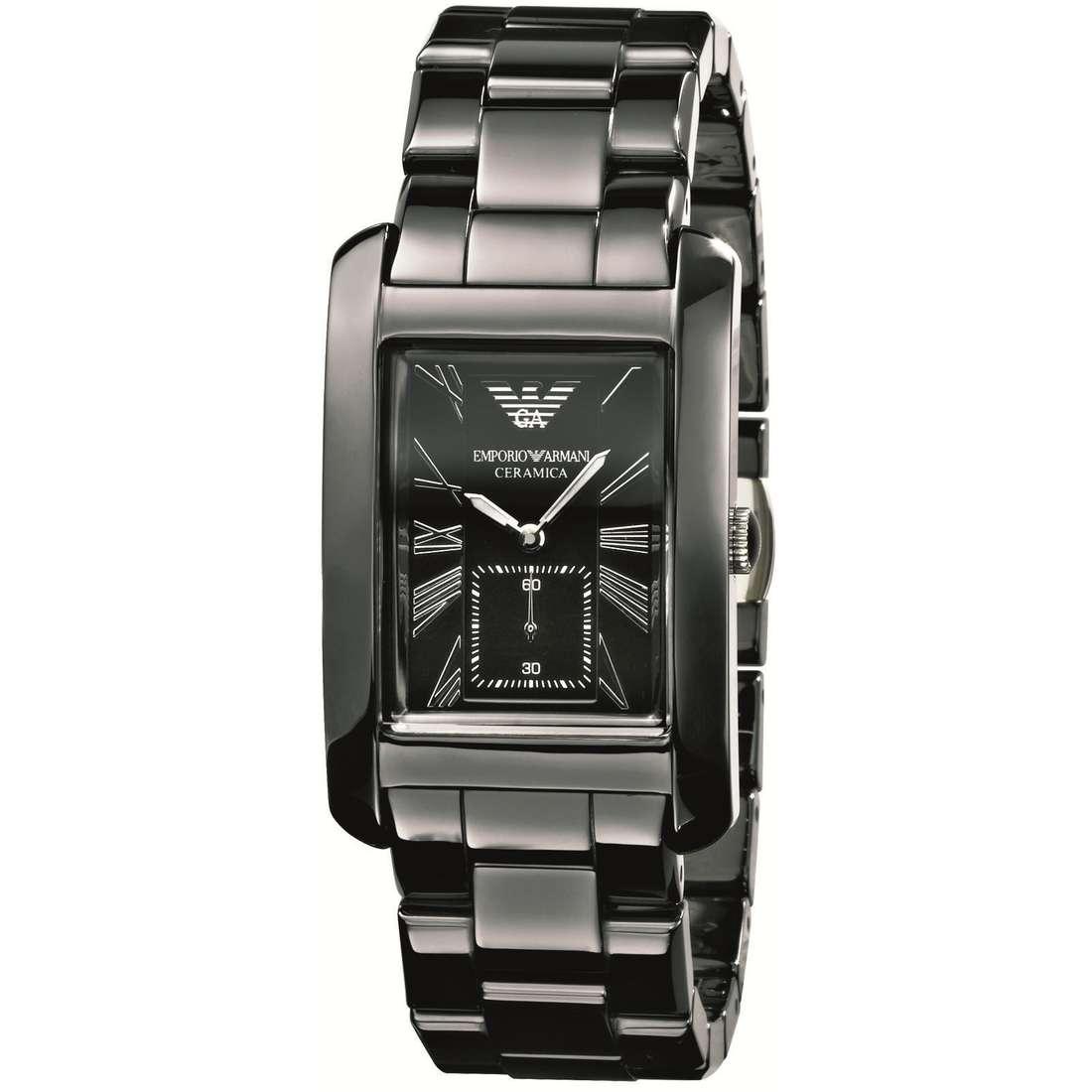 orologio solo tempo uomo Emporio Armani AR1406