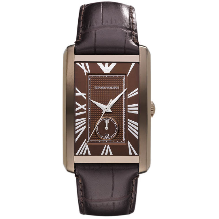 orologio solo tempo uomo Emporio Armani AR1606