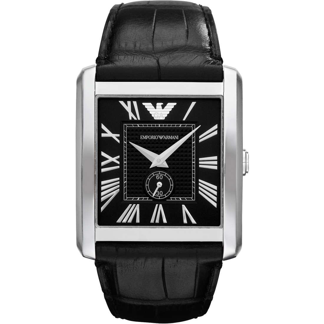 orologio solo tempo uomo Emporio Armani AR1640