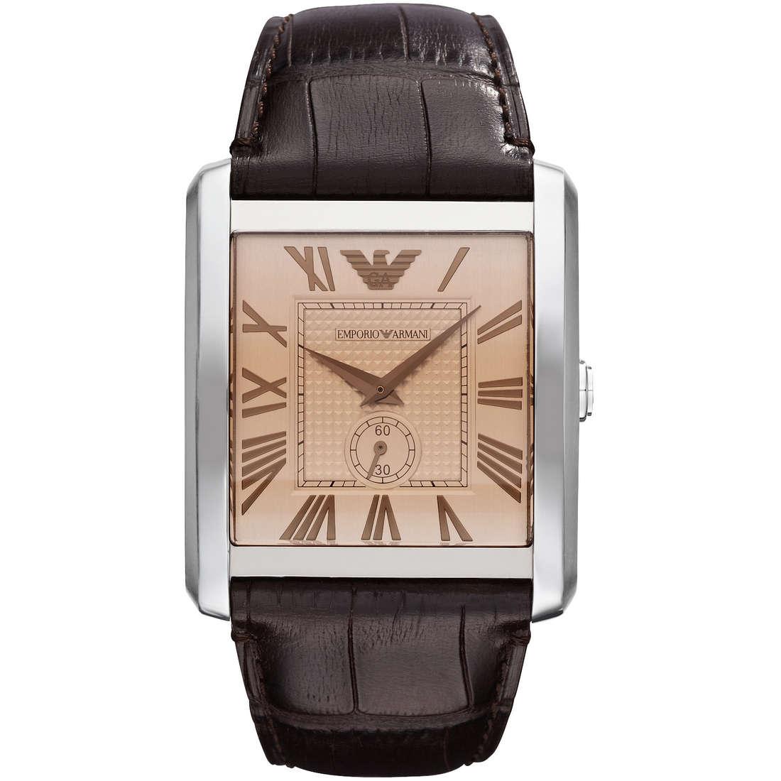 orologio solo tempo uomo Emporio Armani AR1641