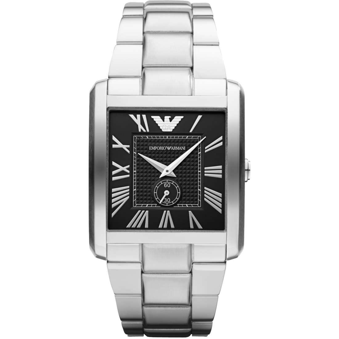 orologio solo tempo uomo Emporio Armani AR1642