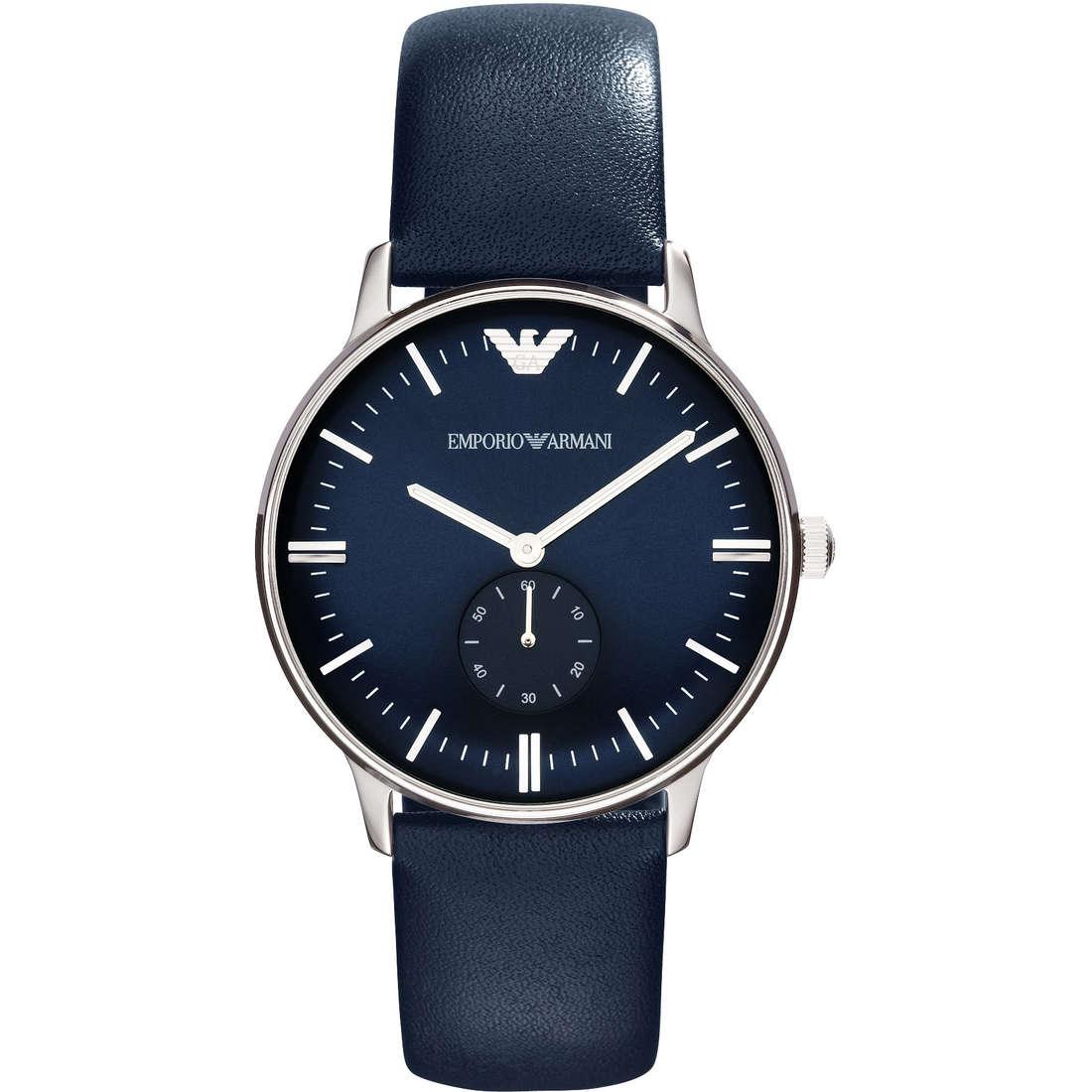 orologio solo tempo uomo Emporio Armani AR1647