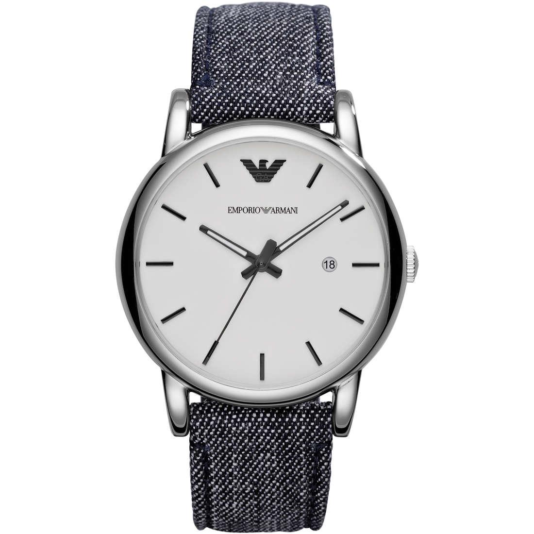 orologio solo tempo uomo Emporio Armani AR1696