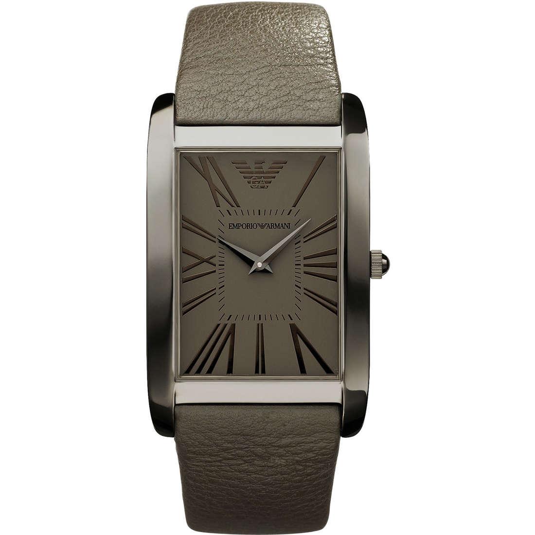 orologio solo tempo uomo Emporio Armani AR2058