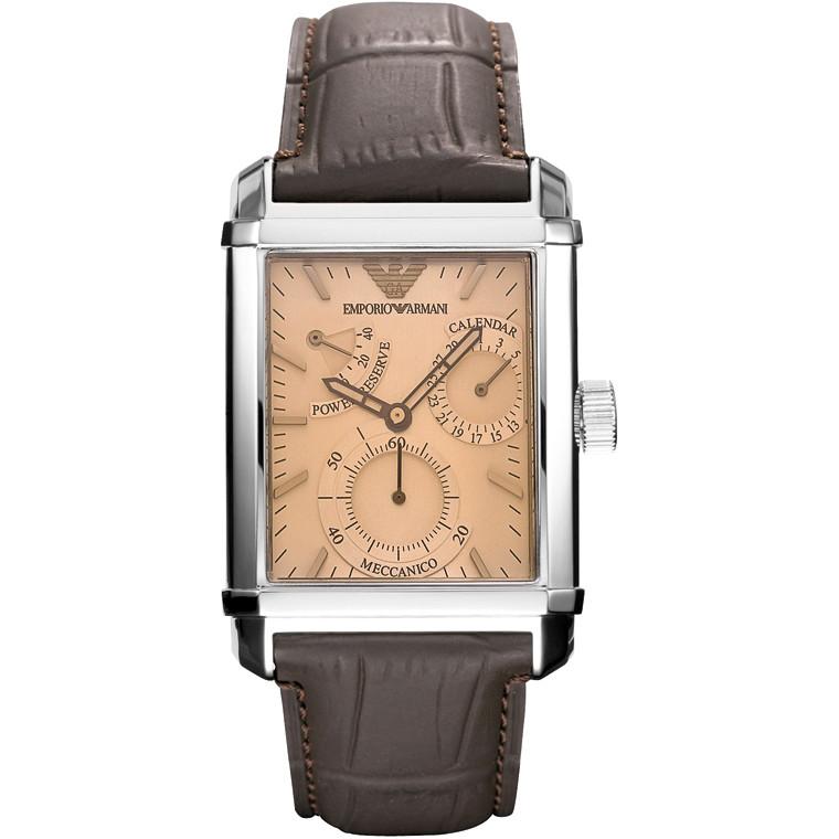 orologio solo tempo uomo Emporio Armani AR4236