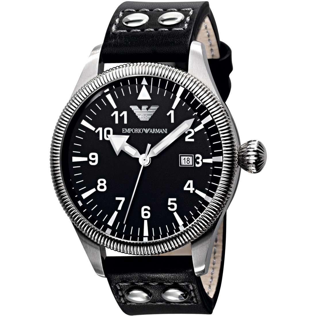 orologio solo tempo uomo Emporio Armani AR5834