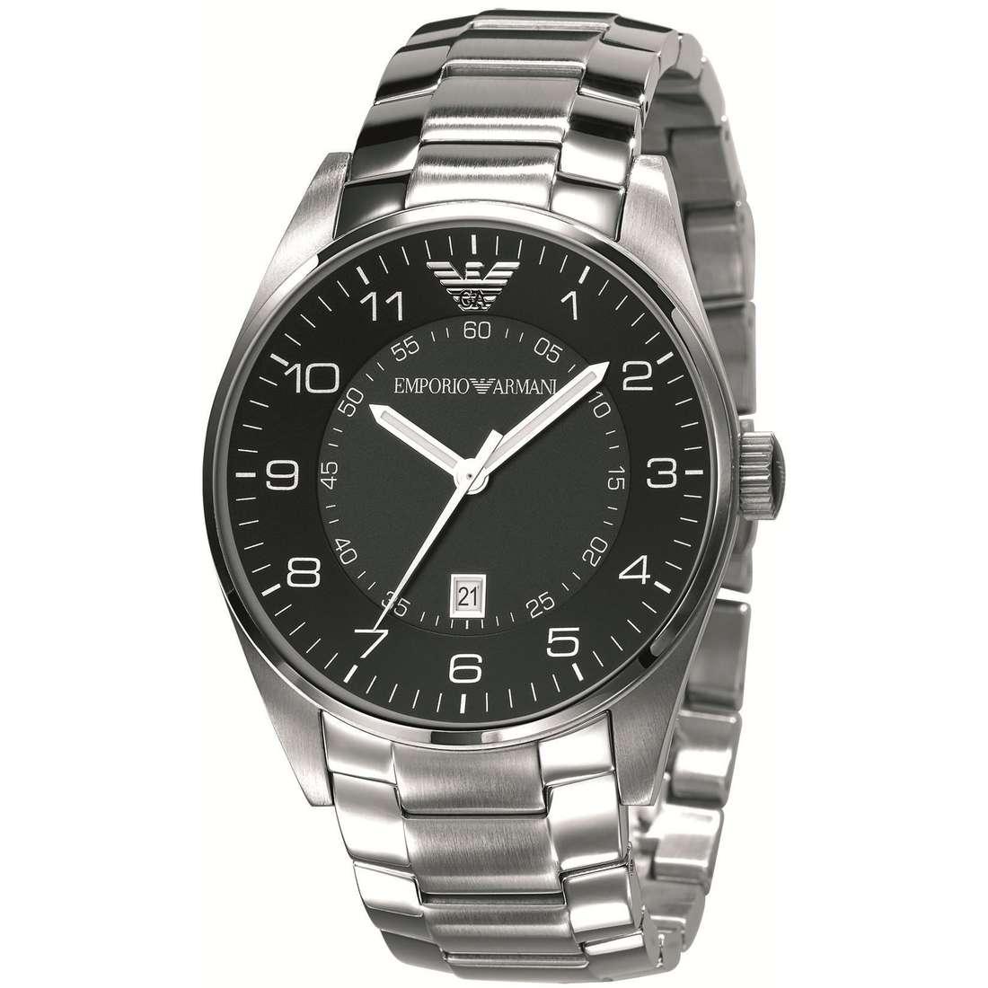 orologio solo tempo uomo Emporio Armani AR5863