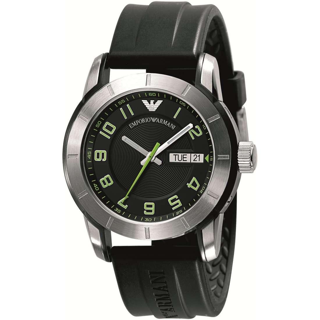 orologio solo tempo uomo Emporio Armani AR5871