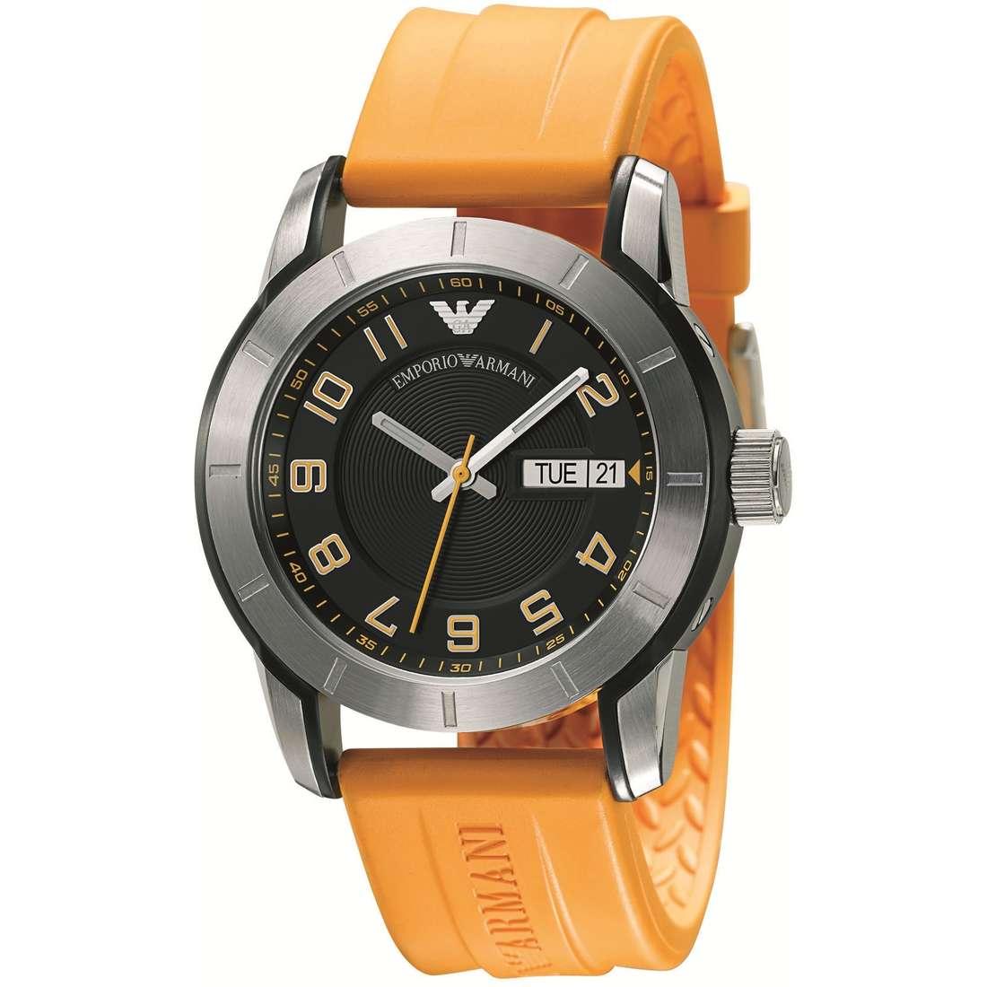 orologio solo tempo uomo Emporio Armani AR5872