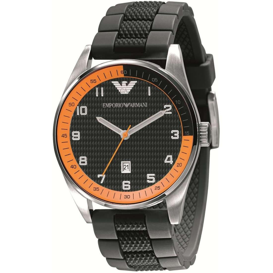 orologio solo tempo uomo Emporio Armani AR5876