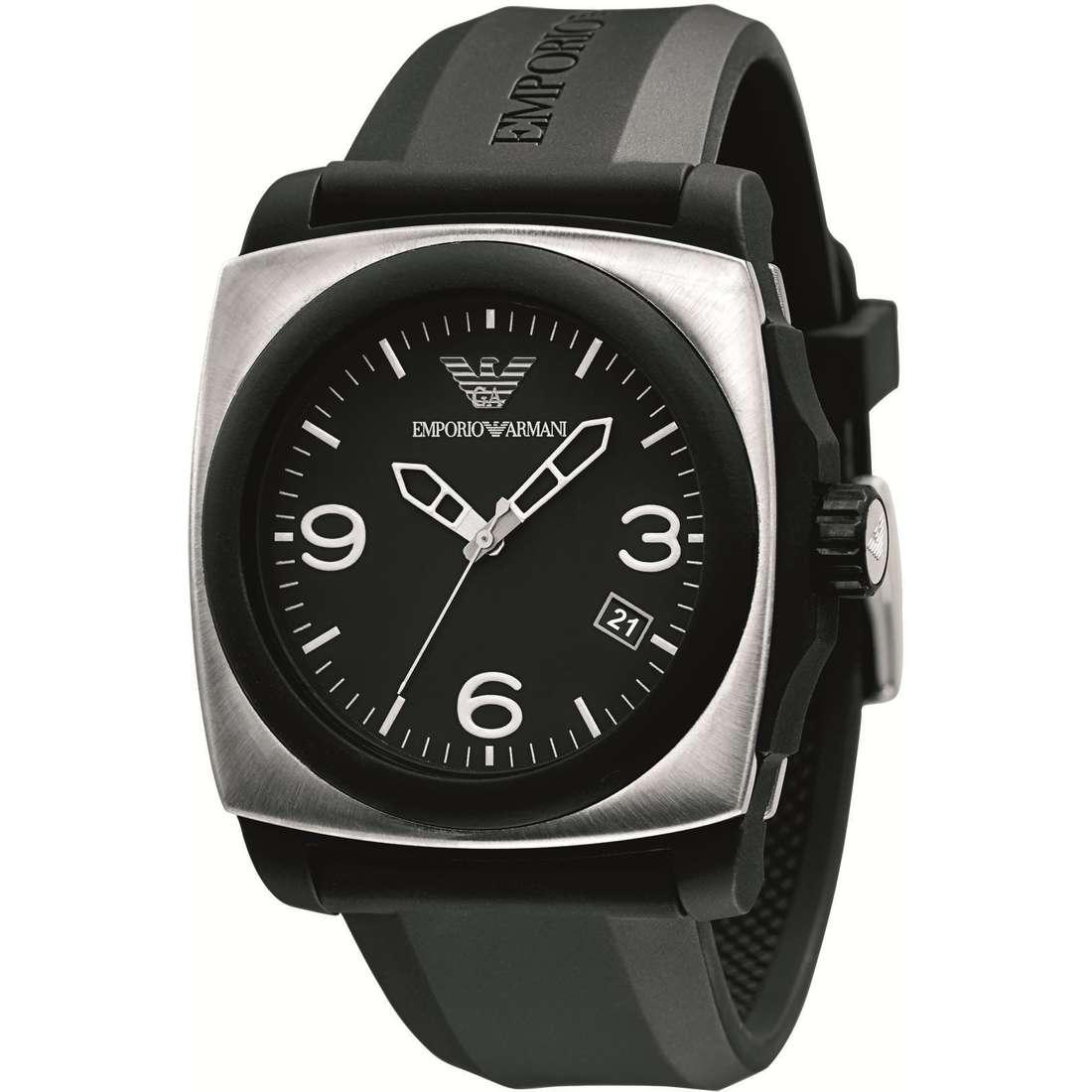 orologio solo tempo uomo Emporio Armani AR5886
