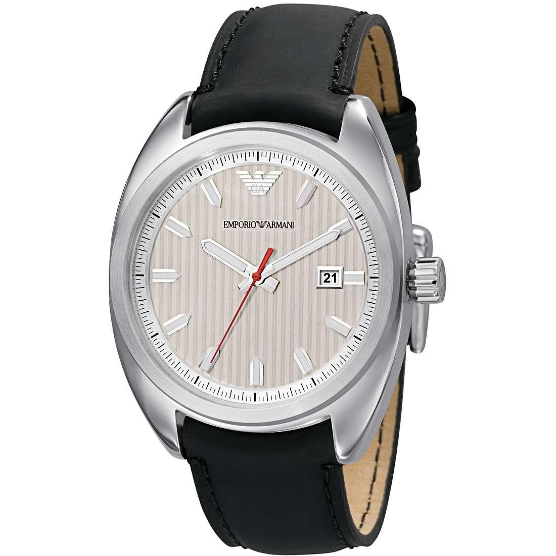 orologio solo tempo uomo Emporio Armani AR5908