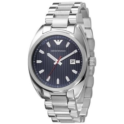 orologio solo tempo uomo Emporio Armani AR5909