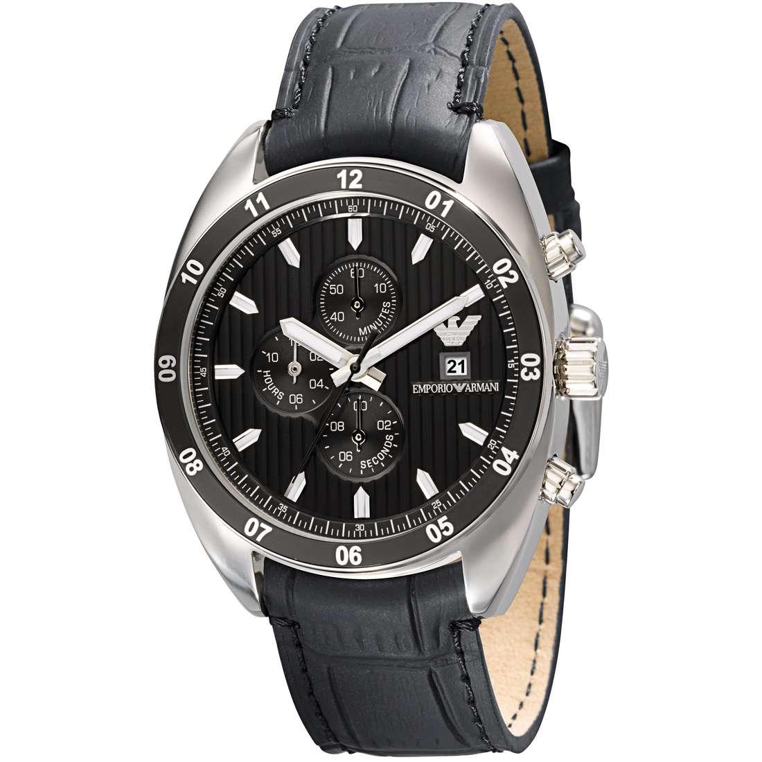orologio solo tempo uomo Emporio Armani AR5914