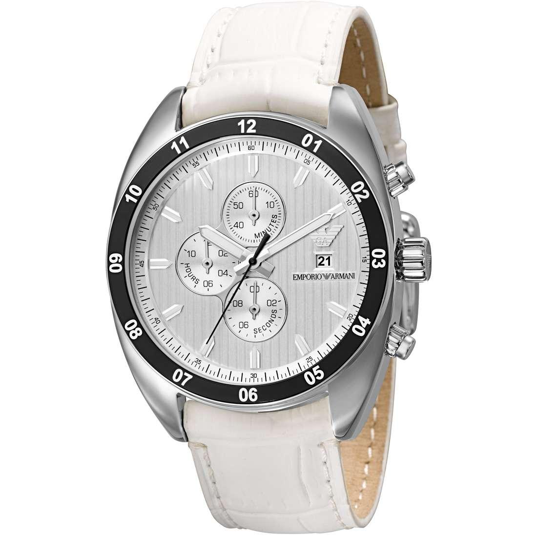 orologio solo tempo uomo Emporio Armani AR5915