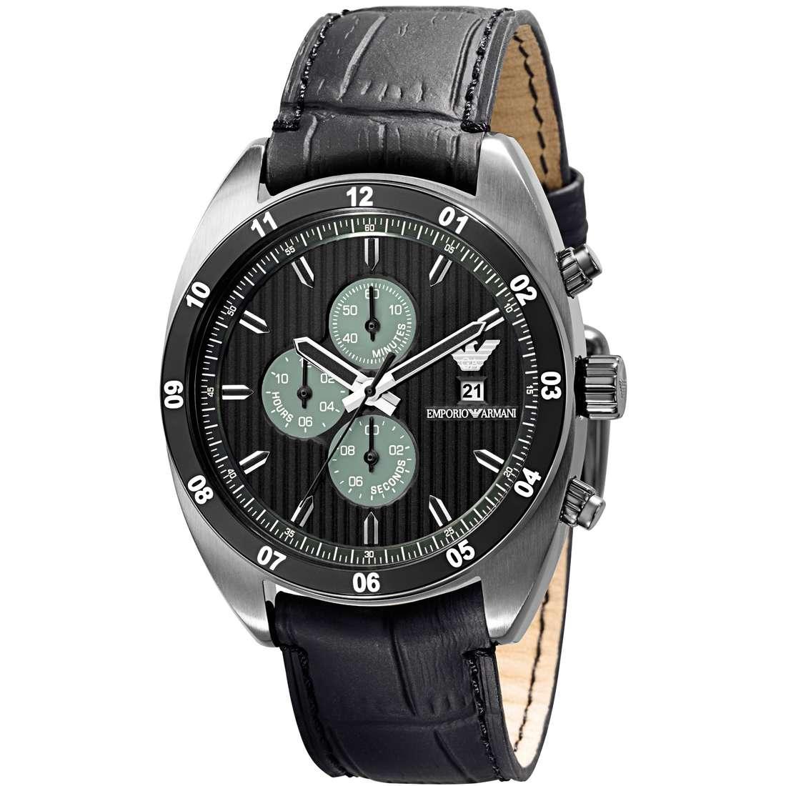 orologio solo tempo uomo Emporio Armani AR5917