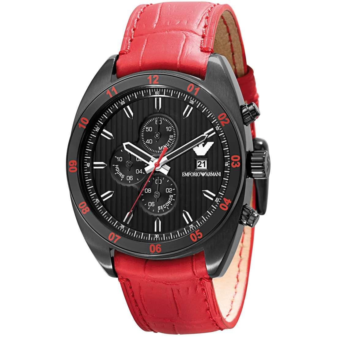 orologio solo tempo uomo Emporio Armani AR5918