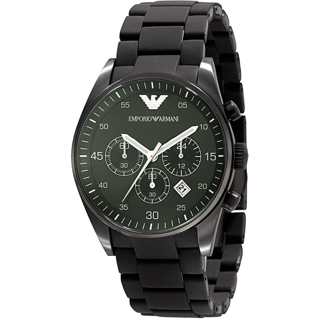 orologio solo tempo uomo Emporio Armani AR5922