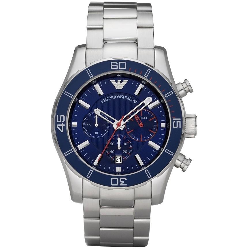orologio solo tempo uomo Emporio Armani AR5933
