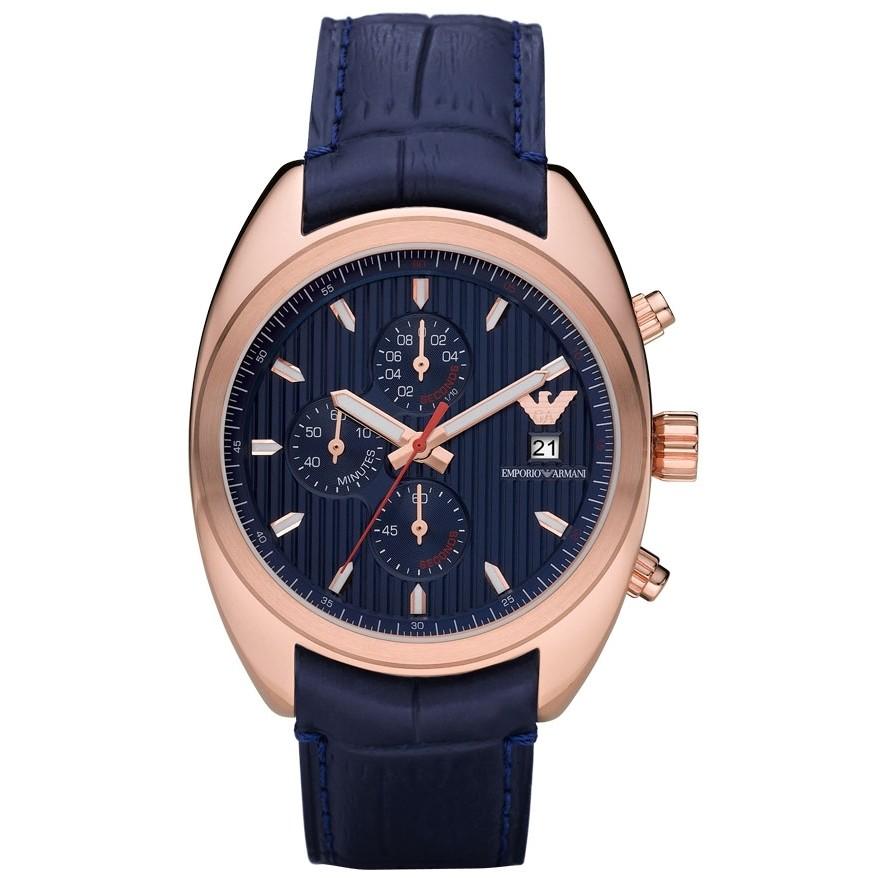 orologio solo tempo uomo Emporio Armani AR5935