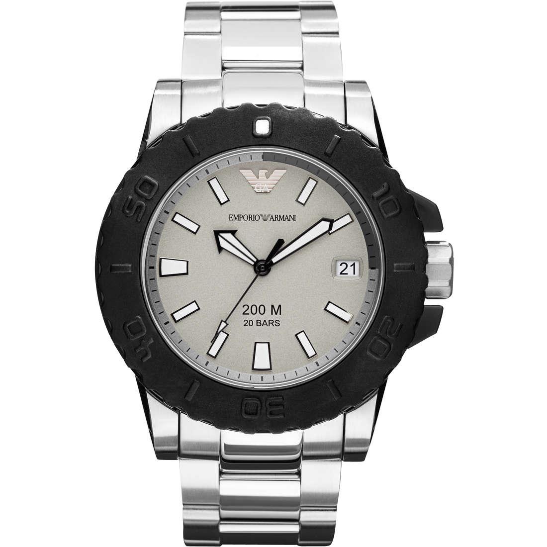 orologio solo tempo uomo Emporio Armani AR5970