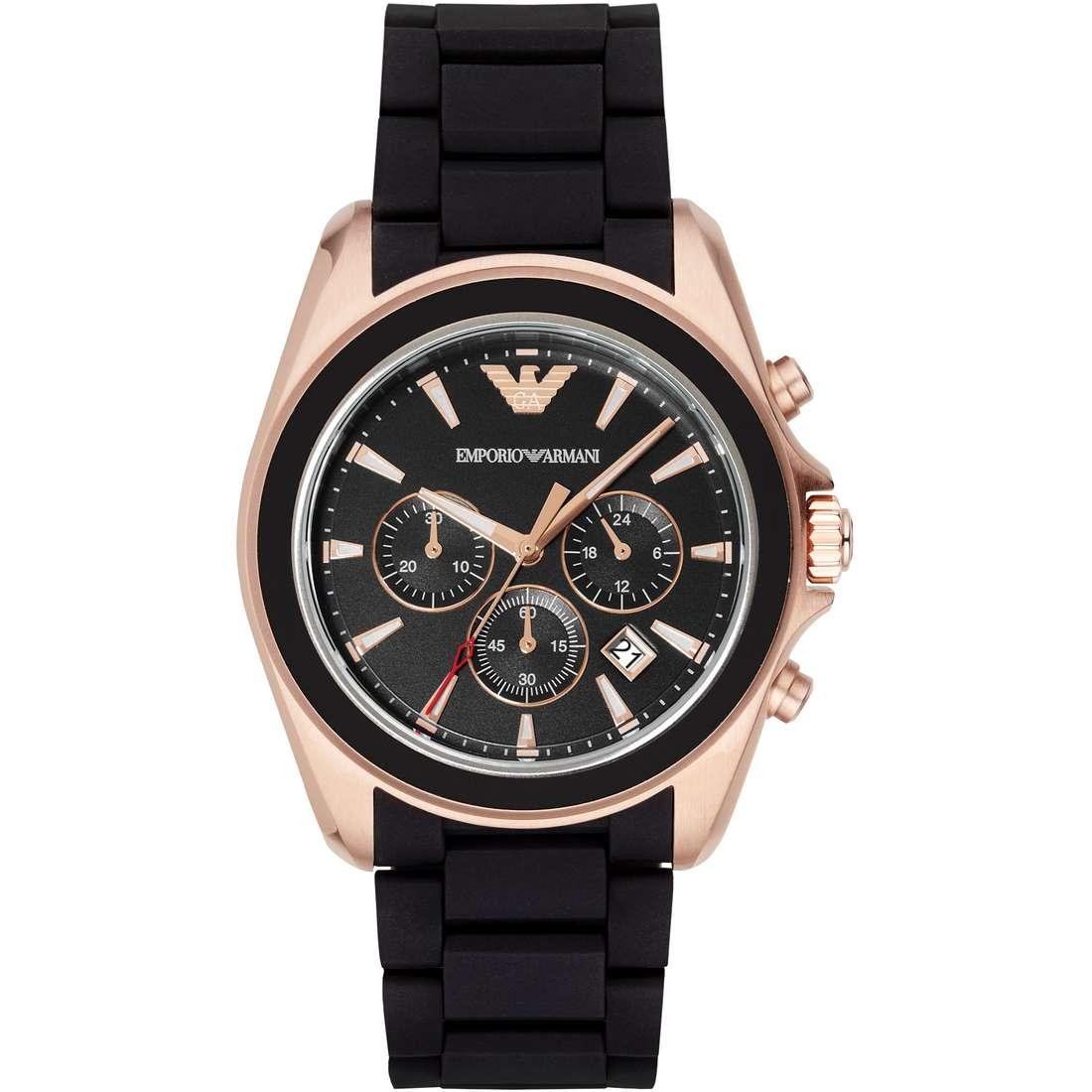 orologio solo tempo uomo Emporio Armani AR6066