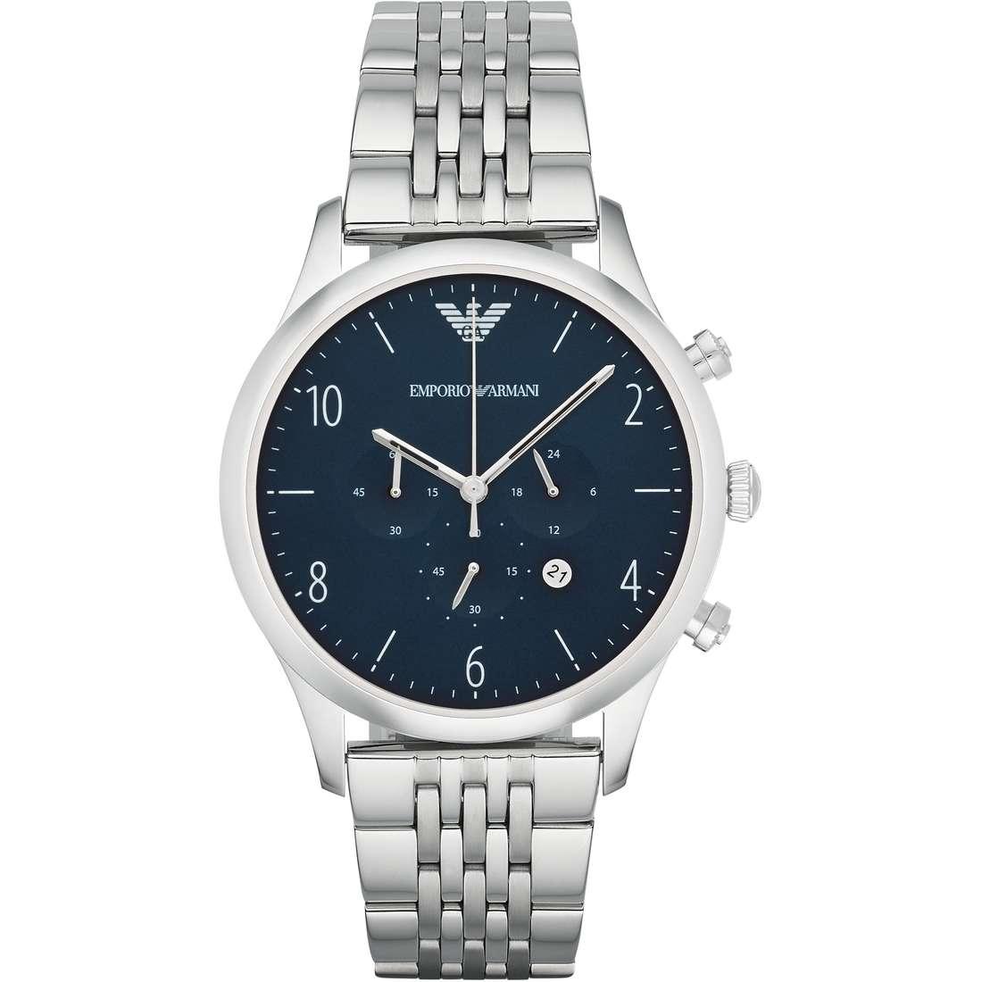 orologio solo tempo uomo Emporio Armani Beta AR1942