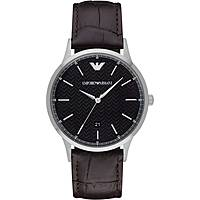 orologio solo tempo uomo Emporio Armani Holiday AR2480