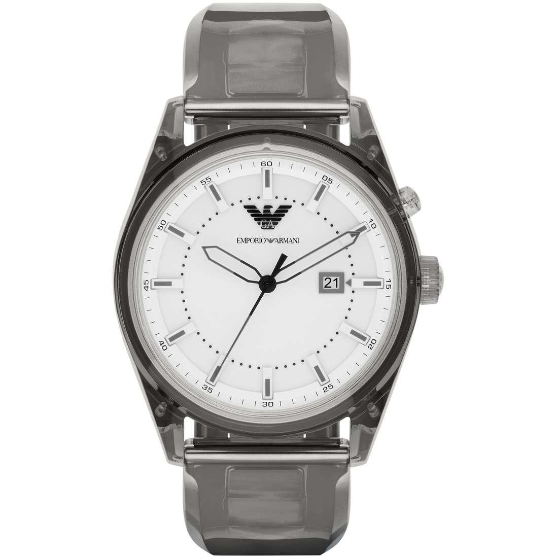 orologio solo tempo uomo Emporio Armani Light AR1070