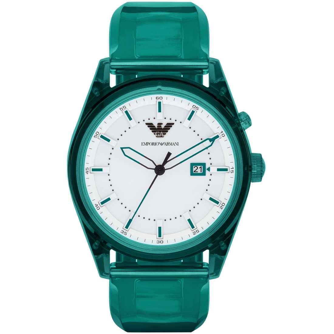 orologio solo tempo uomo Emporio Armani Light AR1071