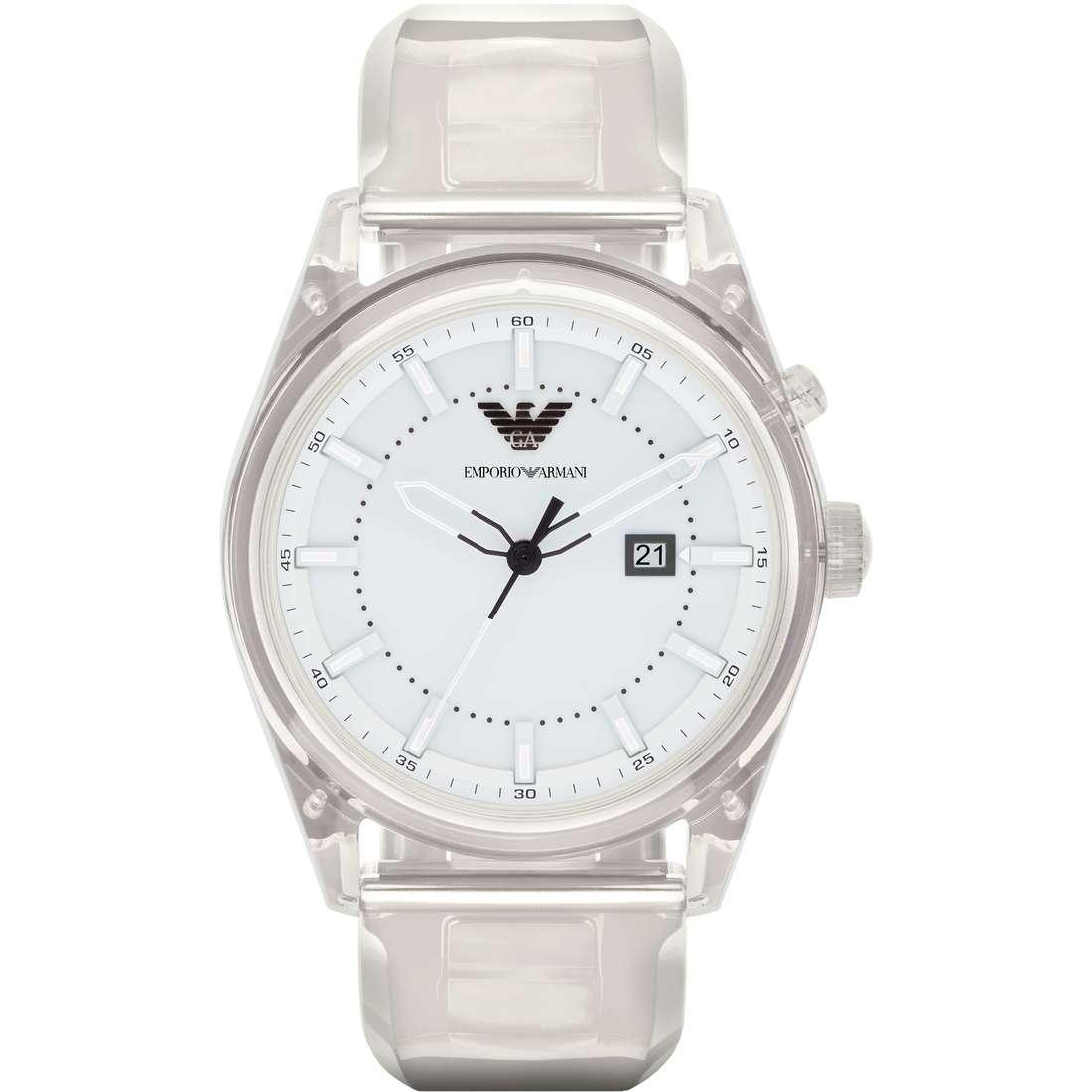 orologio solo tempo uomo Emporio Armani Light AR1073