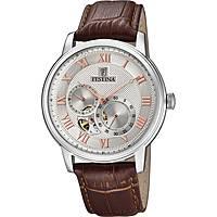 orologio solo tempo uomo Festina Automatico F6858/2