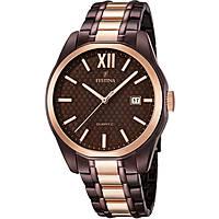 orologio solo tempo uomo Festina Boyfriend F16855/2