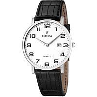 orologio solo tempo uomo Festina Correa Clasico F16476/1