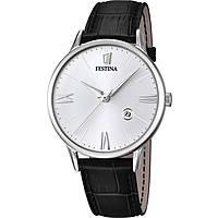 orologio solo tempo uomo Festina Correa Clasico F16824/1