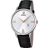 orologio solo tempo uomo Festina Correa Clasico F16824/2