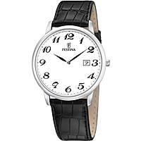 orologio solo tempo uomo Festina Correa Clasico F6806/5