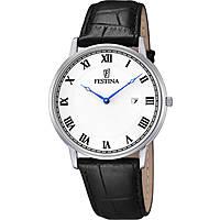 orologio solo tempo uomo Festina Correa Clasico F6831/3