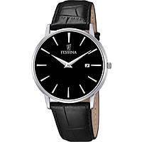 orologio solo tempo uomo Festina Correa Clasico F6831/4