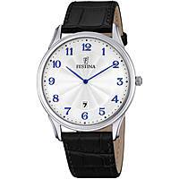 orologio solo tempo uomo Festina Correa Clasico F6851/2