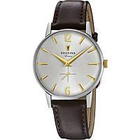 orologio solo tempo uomo Festina Extra Collection F20248/2