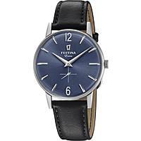 orologio solo tempo uomo Festina Extra Collection F20248/3