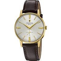 orologio solo tempo uomo Festina Extra Collection F20249/1
