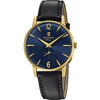 orologio solo tempo uomo Festina Extra Collection F20249/4
