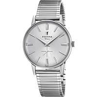 orologio solo tempo uomo Festina Extra Collection F20250/1