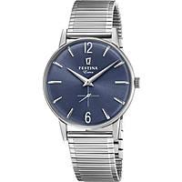orologio solo tempo uomo Festina Extra Collection F20250/3