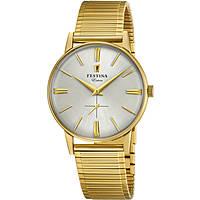 orologio solo tempo uomo Festina Extra Collection F20251/1