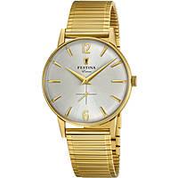 orologio solo tempo uomo Festina Extra Collection F20251/2