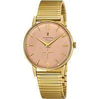 orologio solo tempo uomo Festina Extra Collection F20251/3