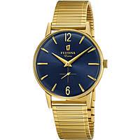 orologio solo tempo uomo Festina Extra Collection F20251/4